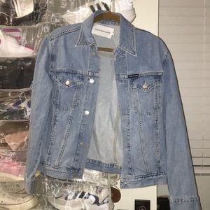 Jean jacket classic